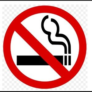 NO SMOKING HOME & STORE - COMPLETELY SMOKE FREE!